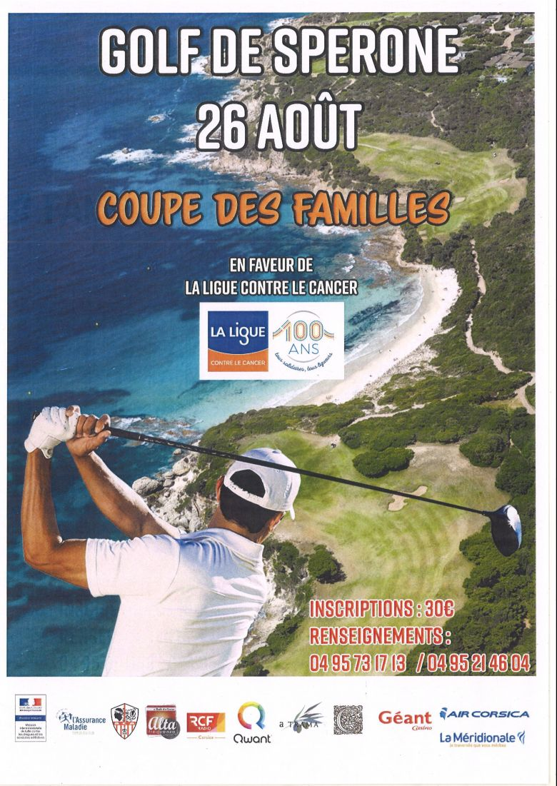 © Golf de sperone