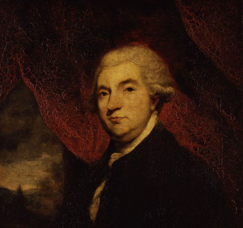 James Boswell, peint par Sir Joshua Reynolds / © DR