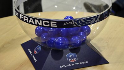 Coupe de France – Le tirage au sort du 8e tour