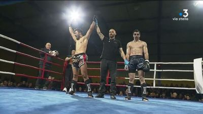 Lucciana : le traditionnel gala de boxe pieds poings a rassemblé 600 spectateurs