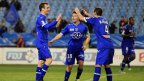Coupe de la Ligue - Qualification du SC Bastia face au Stade Rennais (3-1)