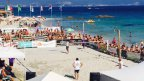 Tournoi international de footy volley sur la plage du Neptune d'Ajaccio