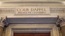 Cour d'appel paris AFP
