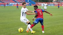 Football Ligue 2 1ere journée GFCA-PARIS FC AJACCIO
