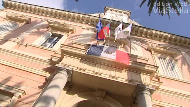 ILLUSTRATION - La mairie d'Ajaccio / © France 3 Corse ViaStella