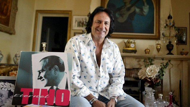 Laurent Rossi a rejoint Tino... / © PHOTO ARCHIVES PQR/NICE MATIN / MAXPPP