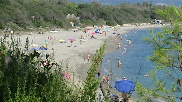 La Corse, 5e destination naturiste de France