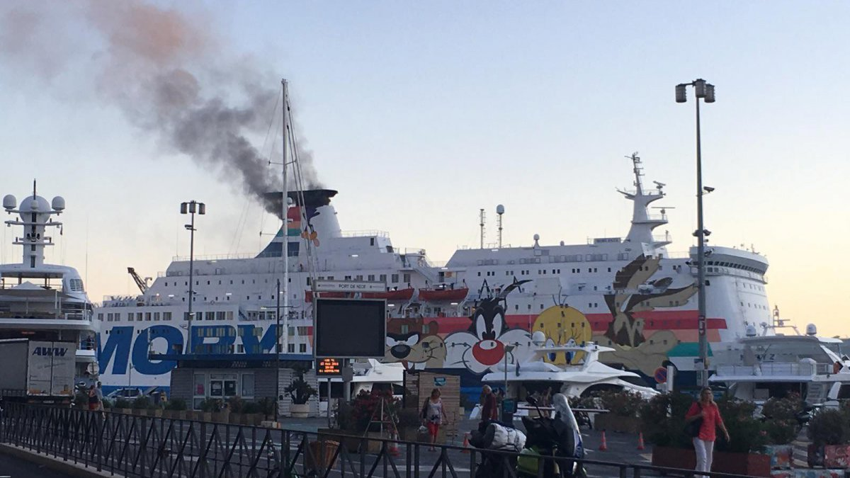 Bastia : comment régler la pollution émise par les ferries ?