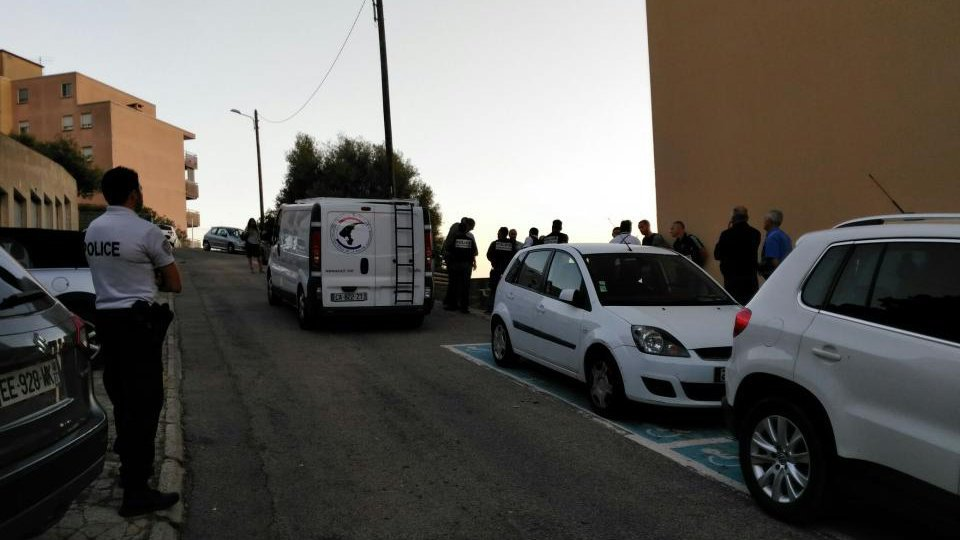 Marc-Antoine Nicolaï assassiné à Ajaccio