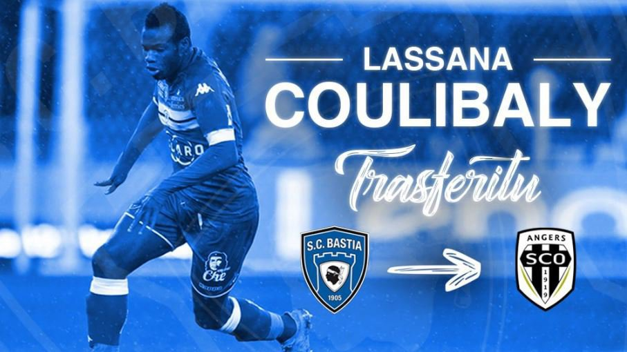 L1 - Angers : Lassana Coulibaly (Bastia) a signé