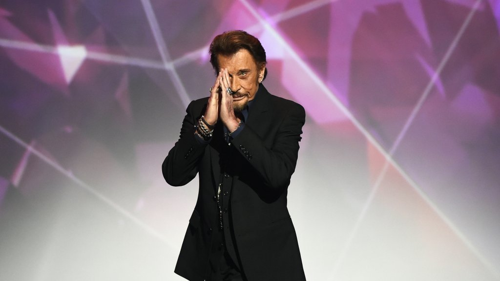 Johnny Hallyday: disparition d'un monument de la chanson