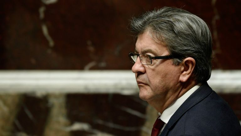 Mélenchon favorable sous conditions à la mention de la Corse dans la Constitution