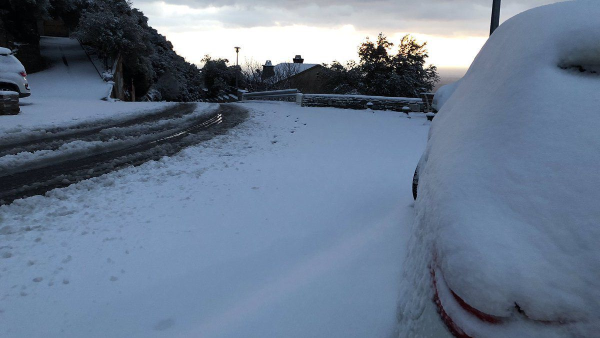Vague de froid : le point sur la situation