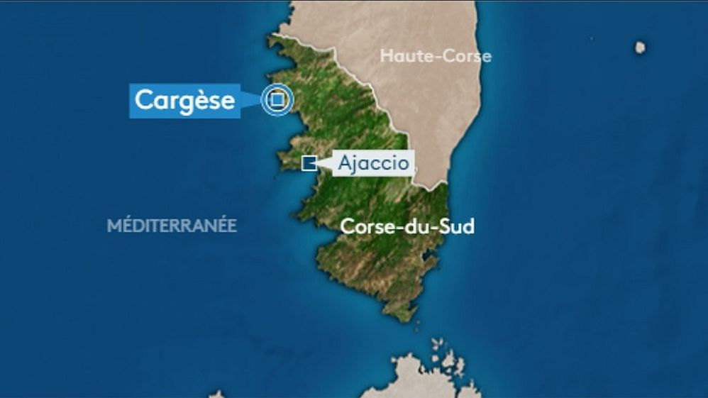 Meteo agricole corse cargese