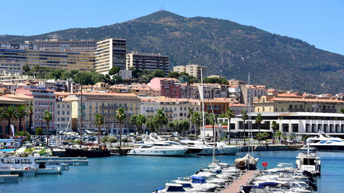 Ajaccio photo