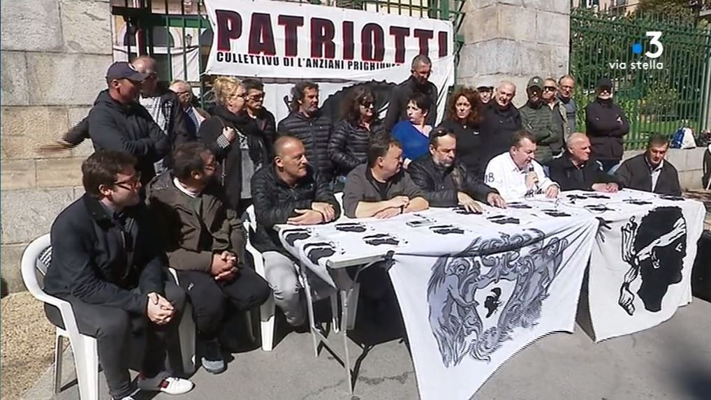 Corse : l'association Patriotti appelle à la manifestation le 13 avril