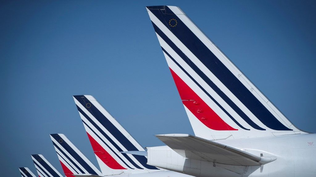 Air France : une centaine de postes menacée en Corse