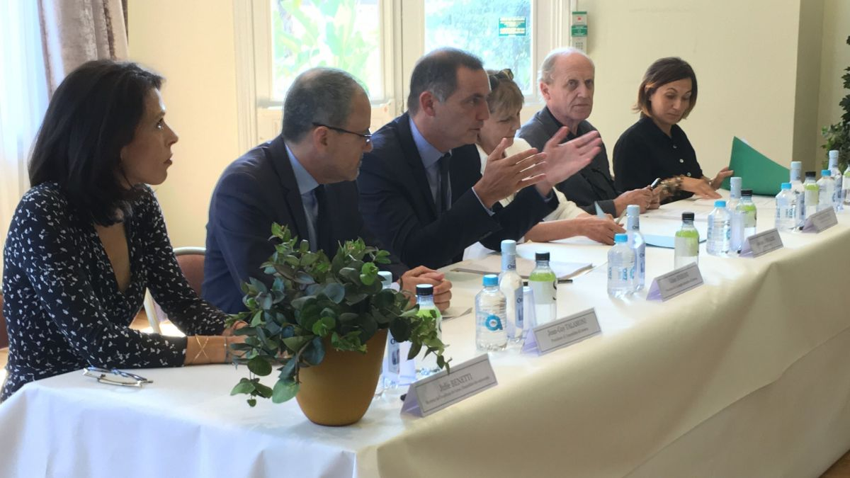 Corse : signature de la 4e convention tripartite entre l'État, la collectivité et l'université