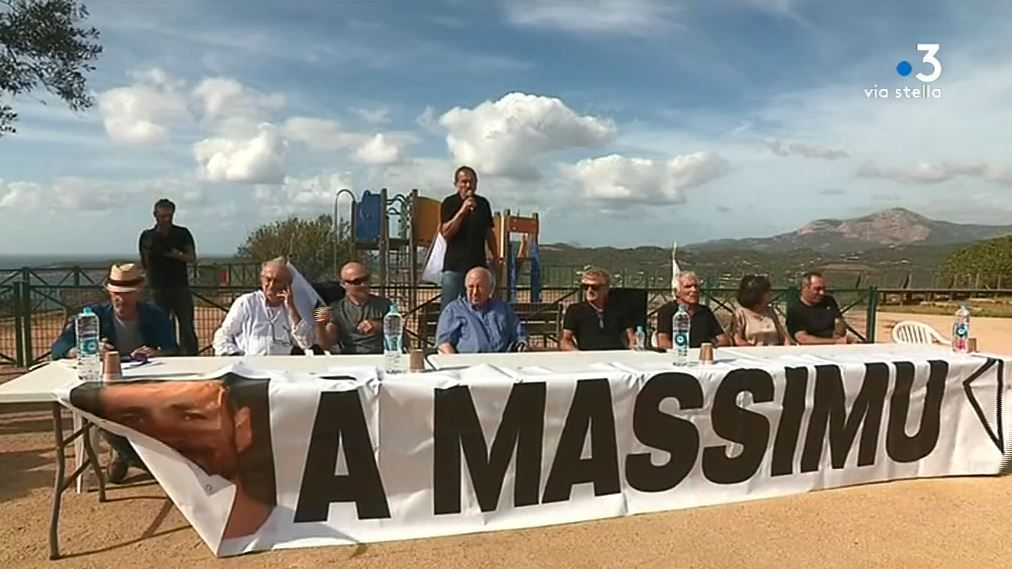 Le collectif Massimu Susini accuse les institutions corses et l'État d'inaction contre la mafia