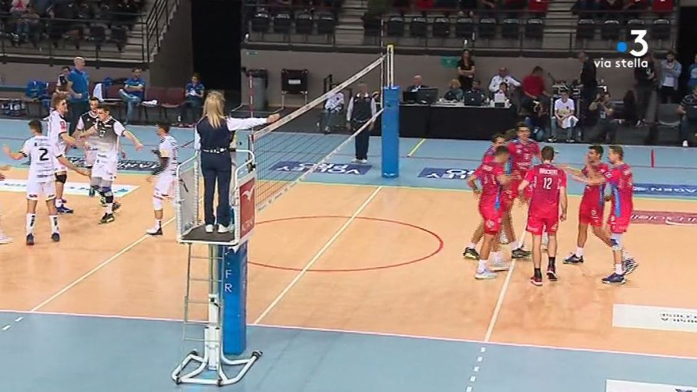 Coupe d'Europe : Le GFCA Volley terrasse Amriswil