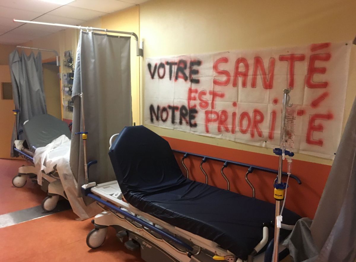 Urgences de Bastia : l'envers du décor