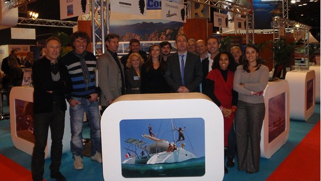 Nautic 2012, la Corse destination plaisance
