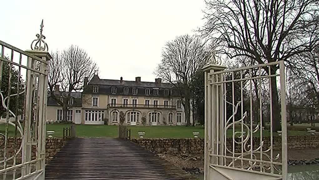 chateau a vendre champagne ardennes