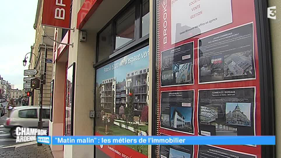 Champagne-Ardenne matin - Mandataire et agent immobilier