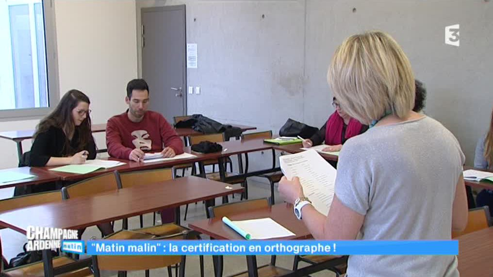 Champagne-Ardenne matin - Le certificat Voltaire