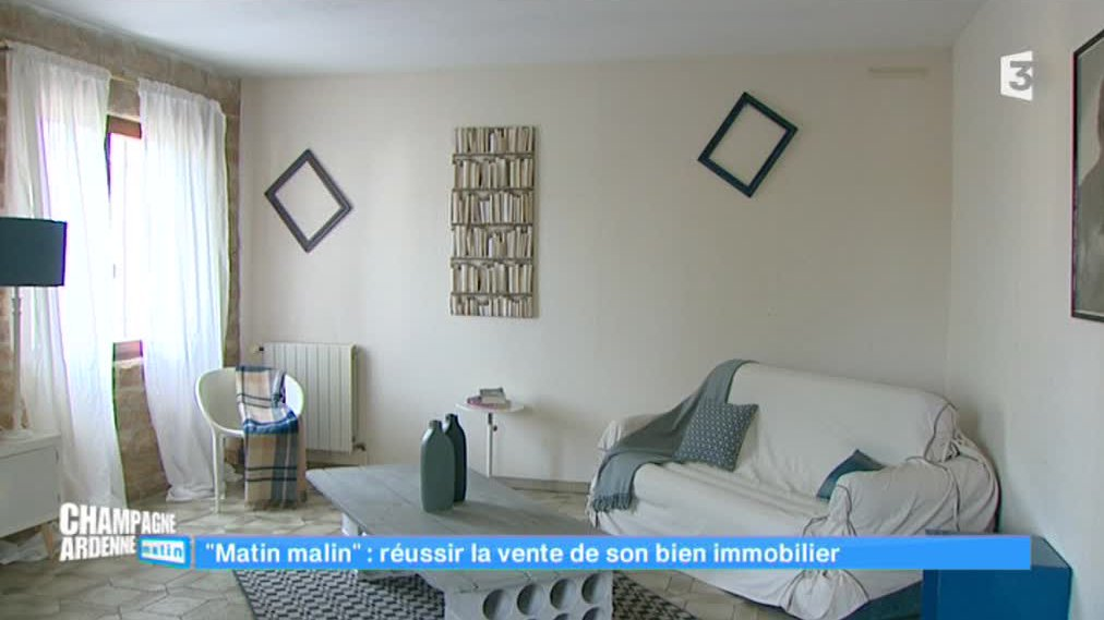 Champagne-Ardenne matin - Le home staging