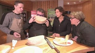 Les Lorho, maîtres fromagers à Moyenmoutier