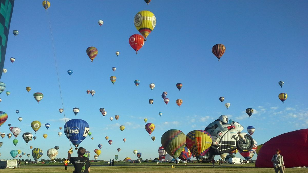 Mondial Air Ballons, record à l'horizon