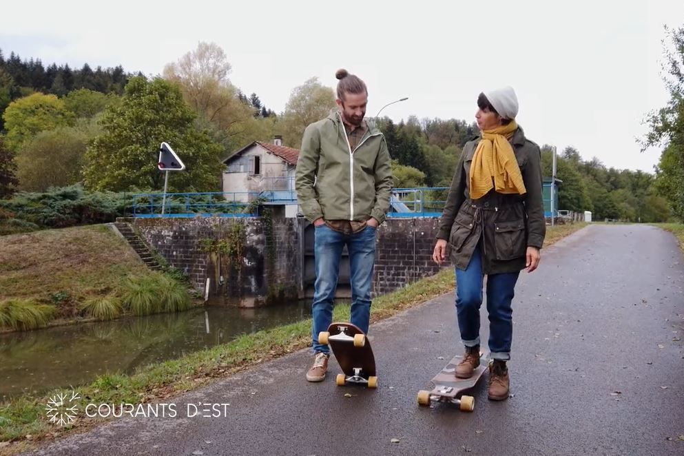 Courants d'Est : made in Vosges