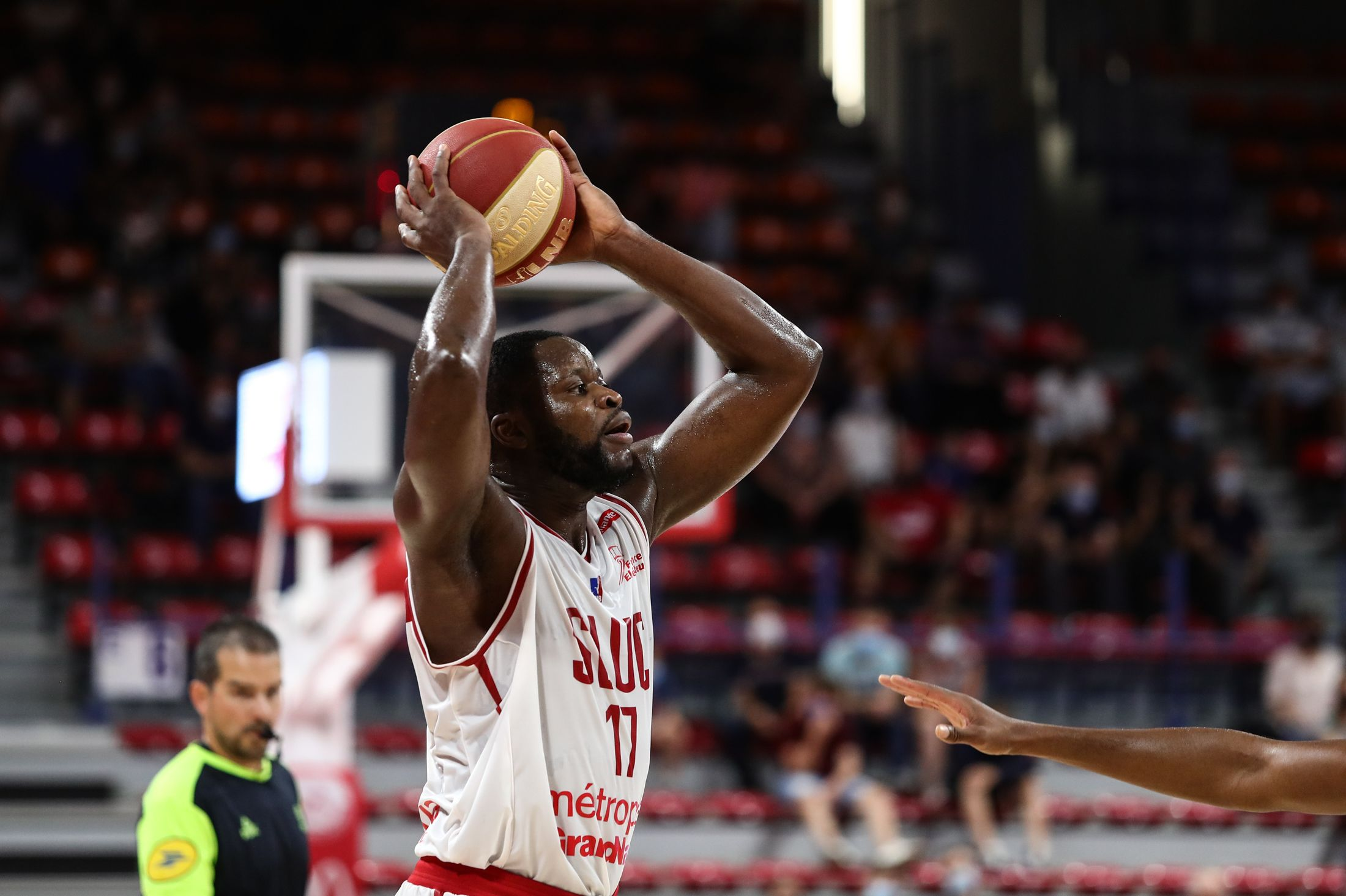 Sluc Nancy basket – Nantes basket Hermine