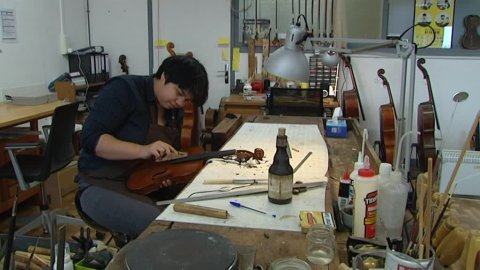 Luthier itinérant