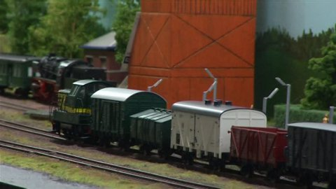 Givet : les trains miniatures s'exposent