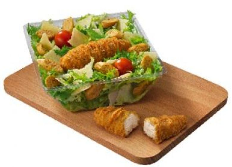 "Salade McDonalds ""Chicken Caesar"" / © McDonald's"