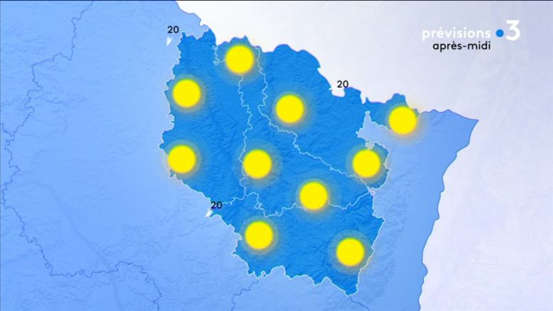 Le soleil domine / © France 3