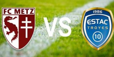 FC Metz vs Troyes / © Infographie : Morgane Hecky