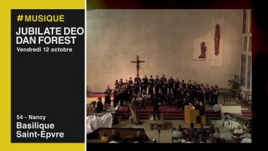 Jubilate deo dan forest / © France 3 Grand Est