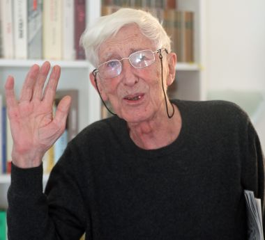 Tomi Ungerer / © Jean-Marc Loos/Max PPP