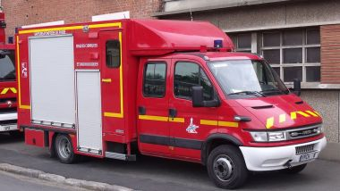 Une CMIC (Cellule mobile d'intervention chimique) des pompiers du Bas-Rhin est intervenue. (image d'illustration) / © Arnaud Lambert, licence Creative Commons Attribution-Share Alike 3.0 Unported