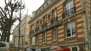 [Archives] Cours Rousseau - Reims / © France 3 Champagne-Ardenne