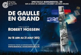 "Affiche ""De Gaulle en Grand"" / ©"