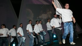 Olympiades des métiers 2012 - Equipe Champagne-Ardenne / © Photo : WorldSkills France