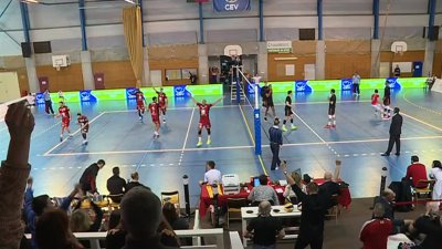 Coupe d'Europe : le CVB 52 se qualifie pour les quarts de finale