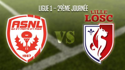 AS Nancy Lorraine 1-2  Lille OSC : la grande braderie