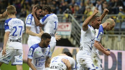 Football : la Ligue 1 passera par les barrages pour Troyes