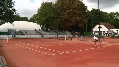 Internationaux de tennis de Troyes : la passe de quatre