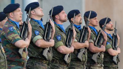 Strasbourg : l'Eurocorps a 25 ans